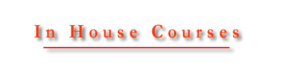 In House Courses Logo